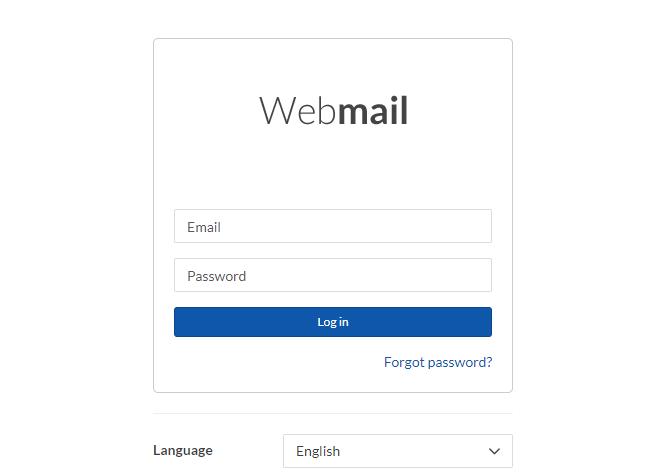 bluegenesis webmail login